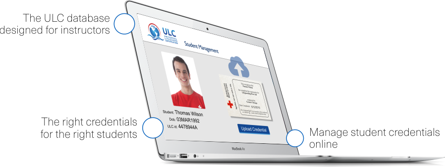 ULC for instructors